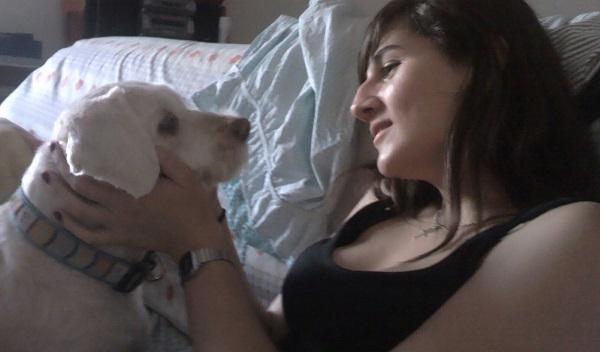 Estrellita la perra de Jess