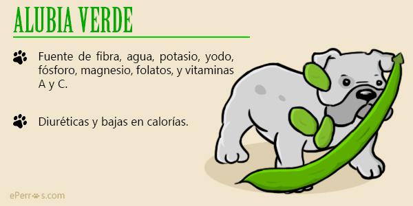 Alubias verdes - Verduras recomendadas para perros