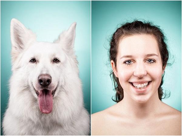 los perros se parecen a los dueños