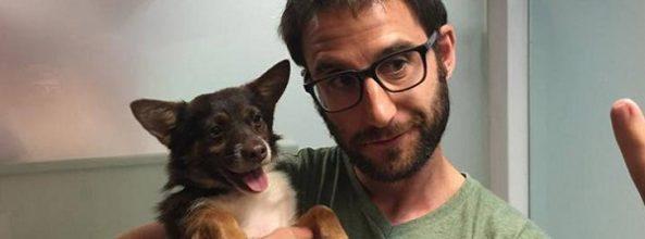 Dani Rovira se manifiesta en Twitter contra los que abandonan animales