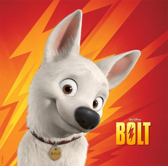 Bolt, película de perros de Disney