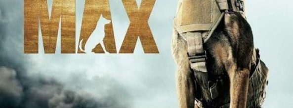 """Max"" una historia real de un perro marine llega al cine"