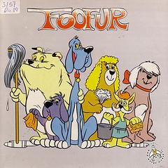 La mítica serie Foofur