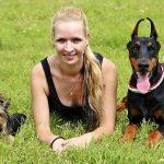Los perros sienten más empatía ¡con las mujeres!
