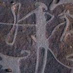 Se descubren retratos de perros de 8.000 años de antigüedad