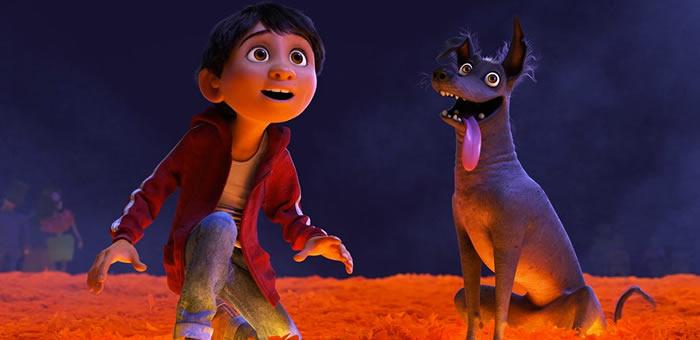 Estrenos de cine de dibujos animados y perros de protagonistas
