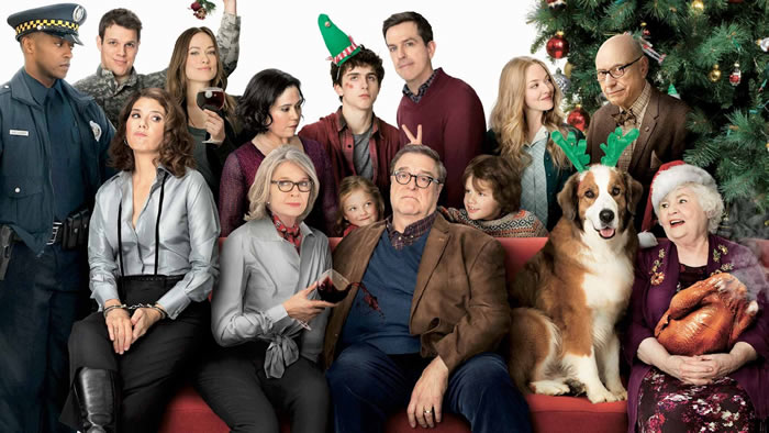 Navidades, ¿bien o en familia? (2015) - Películas navideñas con perros