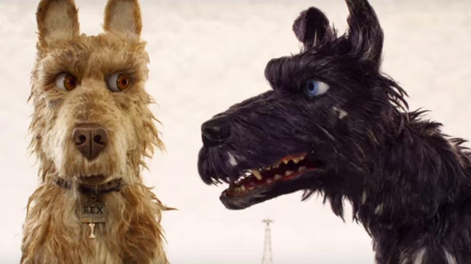 Isla de perros, nueva película de perros que está triunfando